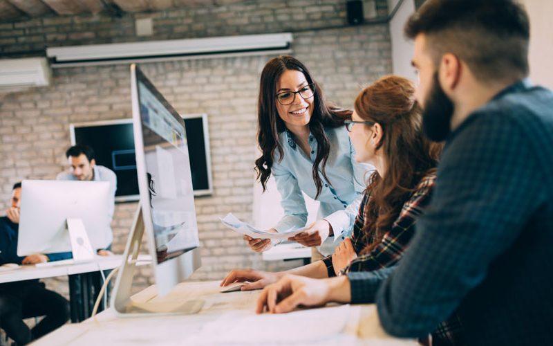 ¿Cómo crear un desarrollo profesional exitoso?