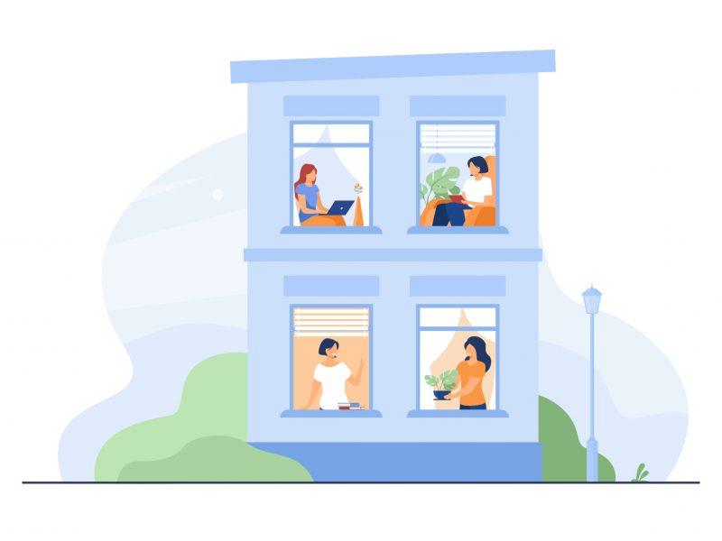 ¿Por qué una asociación de vecinos debería contratar una aseguradora?